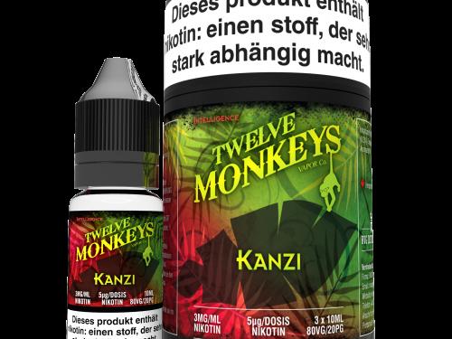 TWELVE MONKEYS - Kanzi Premium LIQUID 3X 10ML-0