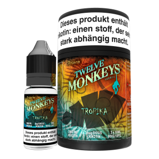 TWELVE MONKEYS - Tropika Premium LIQUID 3X 10ML-0