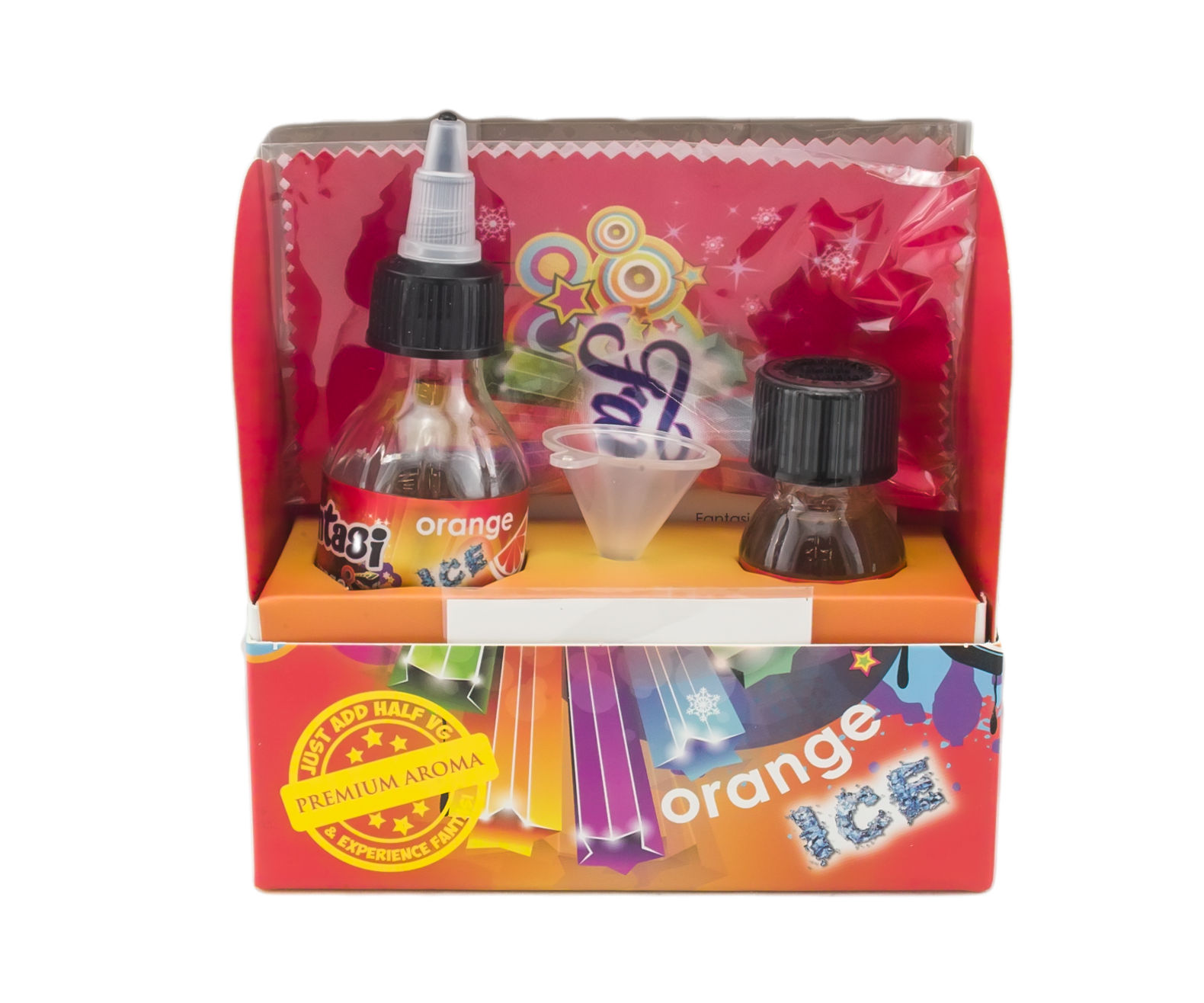 Fantasi Aroma Orange Ice - Shake'n'Vape-220