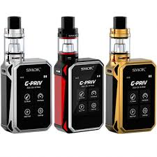 SMOK G-PRIV Kit mit TFV8 Big Baby-0