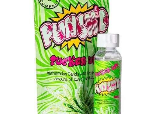 Punch'd Watermelon (50ml) Plus E-Liquid von The Drip Co-0