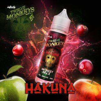 TWELVE MONKEYS - HAKUNA Shake and Vape 50ml-0