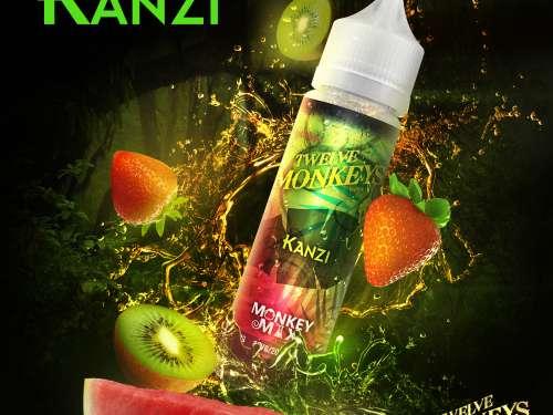 TWELVE MONKEYS - Kanzi Shake and Vape 50ml-0