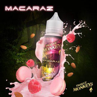 TWELVE MONKEYS - Macaraz Shake and Vape 50ml-0