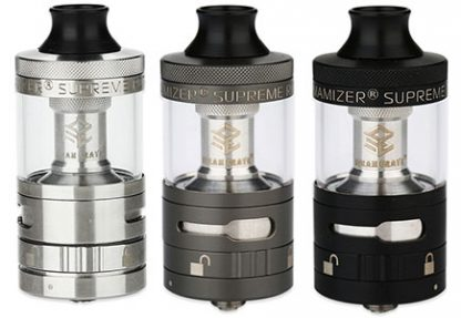 Aromamizer Supreme - Steam Crave-0