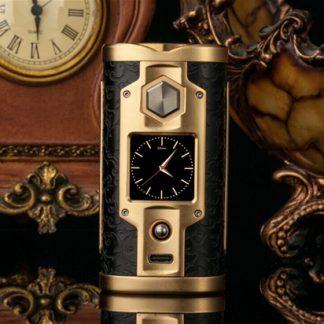 SXmini G Class Limited Gold Edition 200W TC Box MOD-0