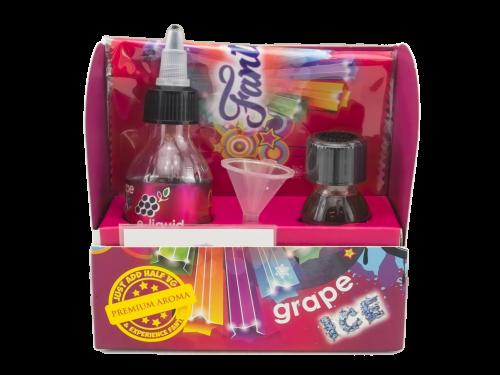 Fantasi Aroma Grape Ice - Shake'n'Vape-0