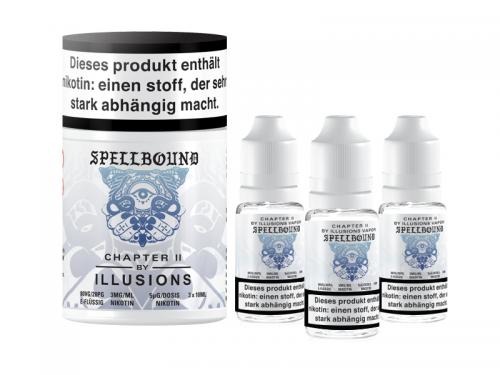 Ilusions - Spellbound Premium LIQUID 3X 10ML-0
