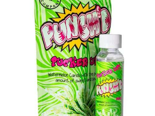 Punch'd Watermelon (50ml) Plus E-Liquid von The Drip Co-0