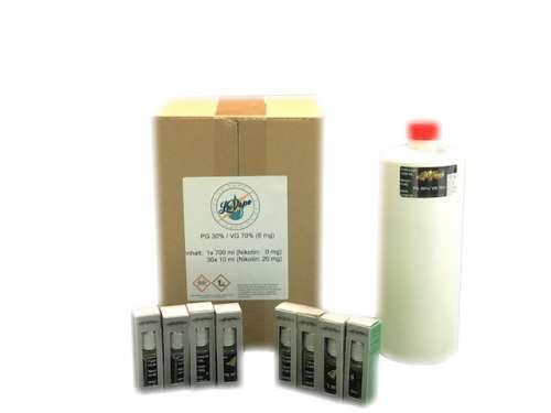 Basen Package 1 Liter 6 mg Nikotin 70VG/30PG-0