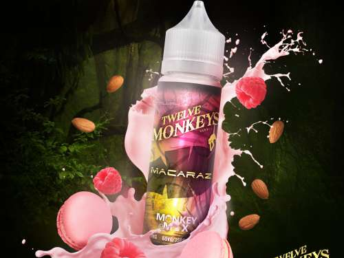 TWELVE MONKEYS - Macaraz Shake and Vape 50ml-0